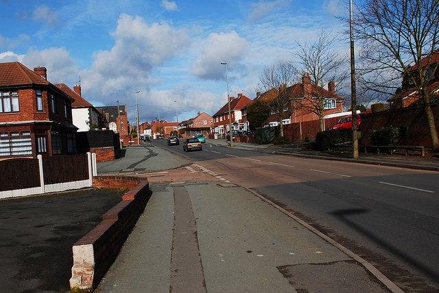 Cradley Road, Netherton
