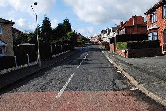 Yew Tree Road, Netherton