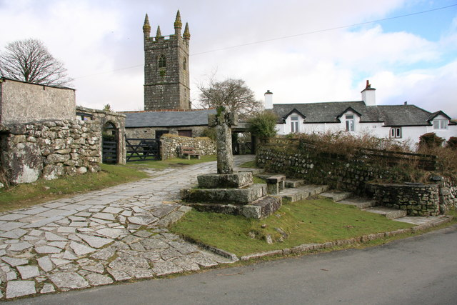 Sheepstor Cross