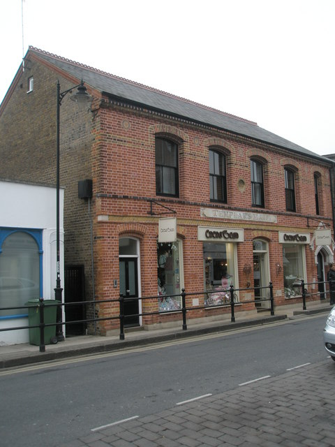 Templar's Hall in St leonard's Road