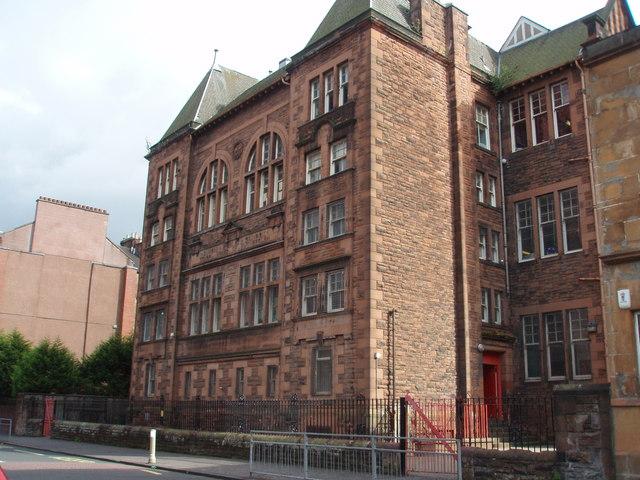 Burgh Primary School