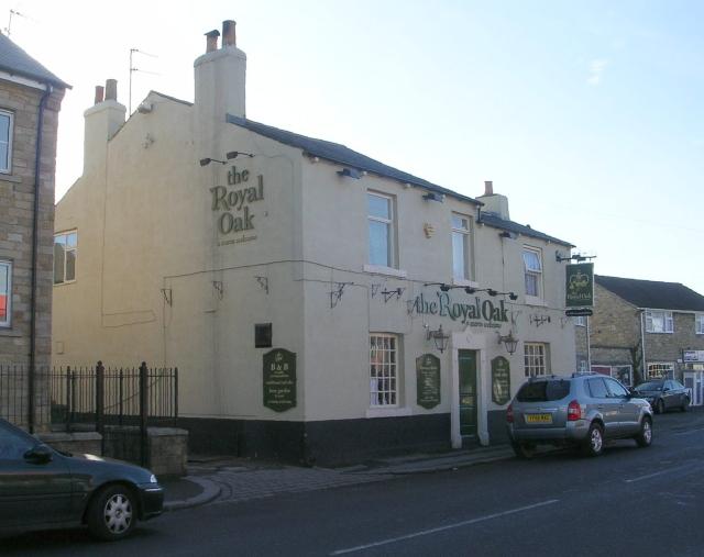 The Royal Oak - North Street