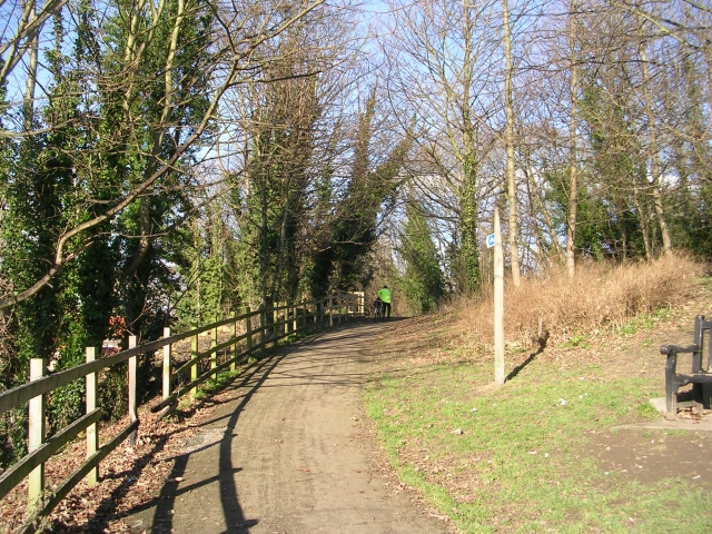 The Harland Way - Deighton Road