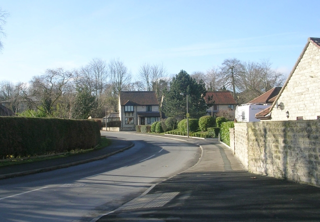North Grove Approach - Deighton Road