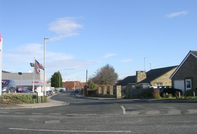 Sandbeck Lane - Deighton Road