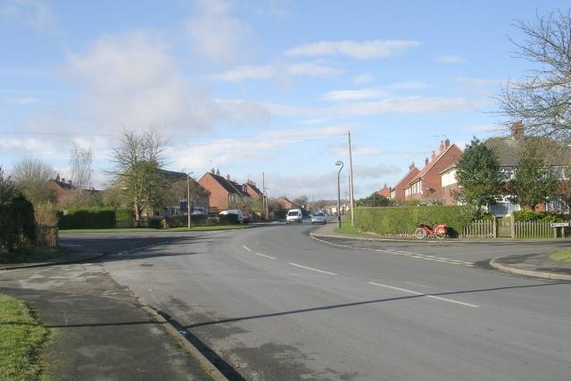 Ainsty Road - Deighton Road