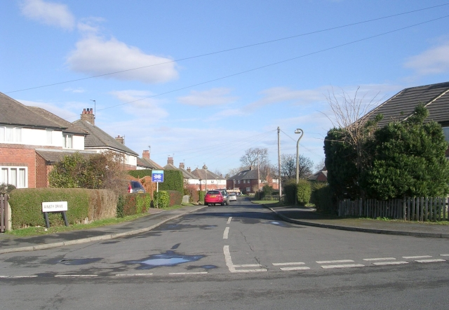 Ainsty Drive - Ainsty Road