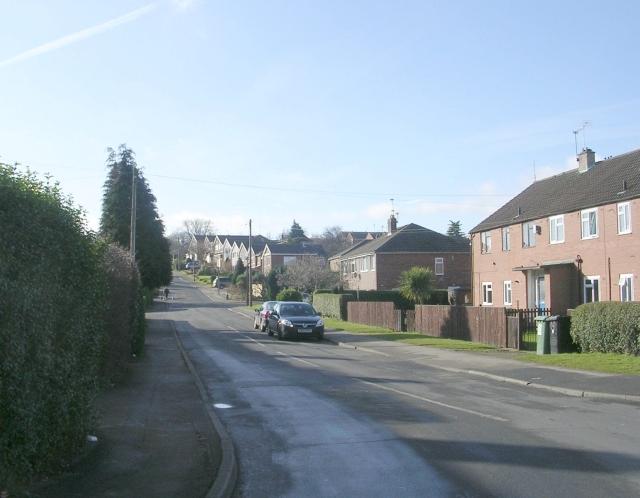 Barleyfields - Ainsty Road