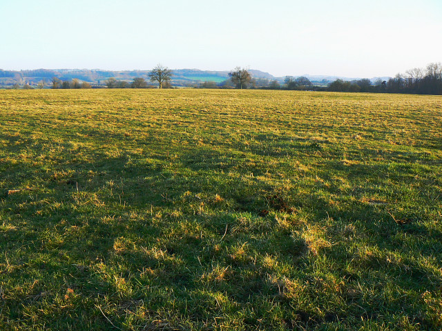 Farmland north-east of Hilmarton
