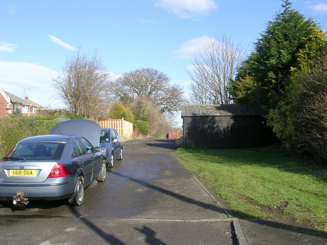 Footpath - Ainsty Road