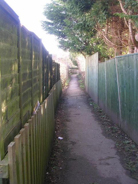 Footpath - Ainsty Road