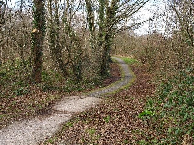 Hennock Bridleway 18