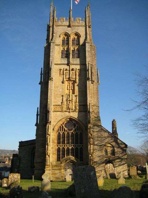 The tower - St Mary's Church