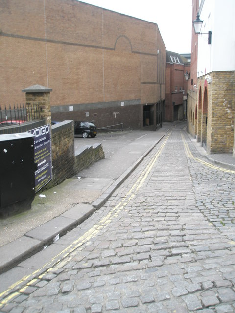 Goswell Hill