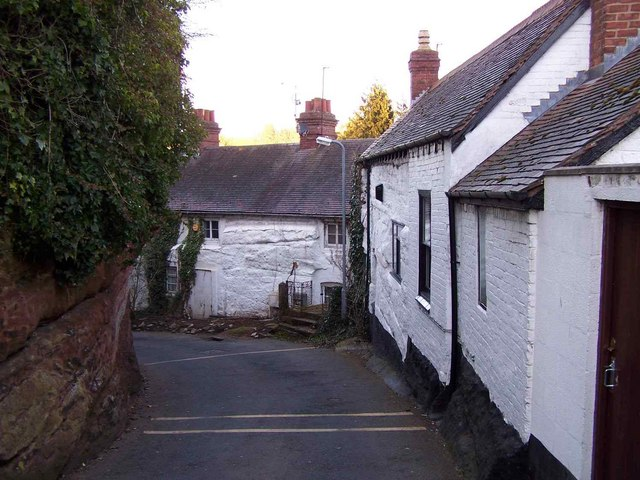 Cottages, Wolverley
