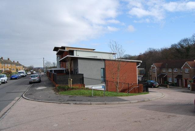 Lakeside, Greggs Wood Rd junction