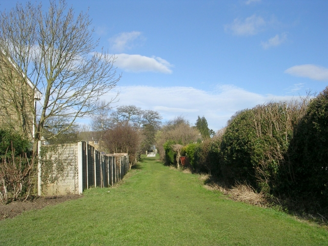 Bridleway - Ainsty Road