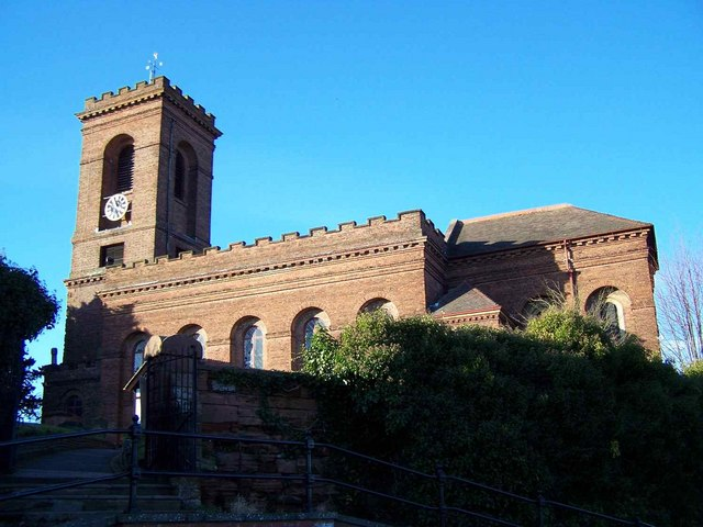 St. John The Baptist, Wolverley