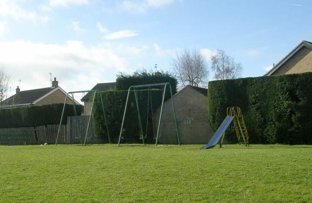 Playground - Nidd Approach