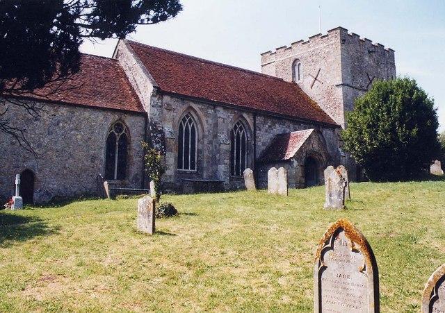 St Michael, Shalfleet