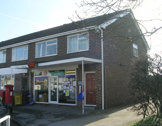 Deighton Bar Post Office - Aire Road