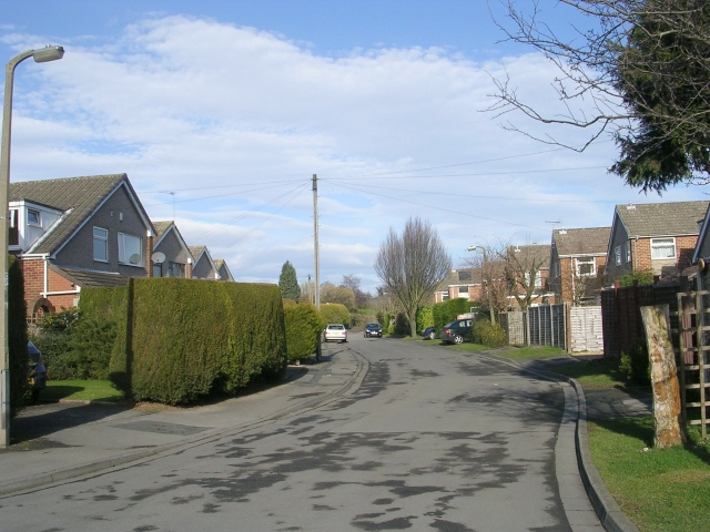 Dearne Croft - Aire Road