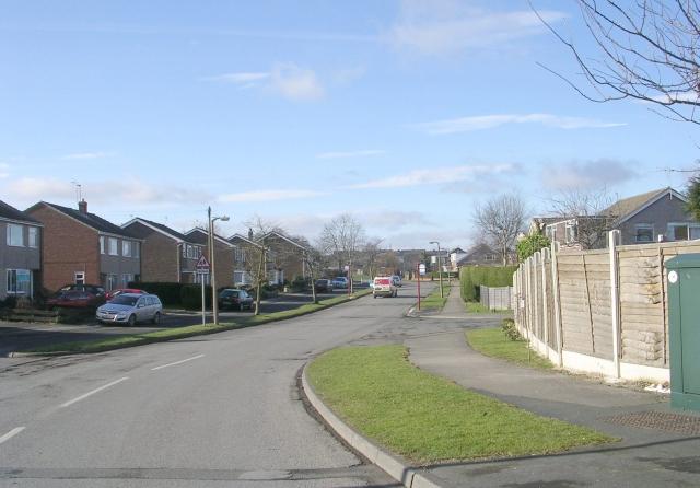Aire Road - Deighton Road