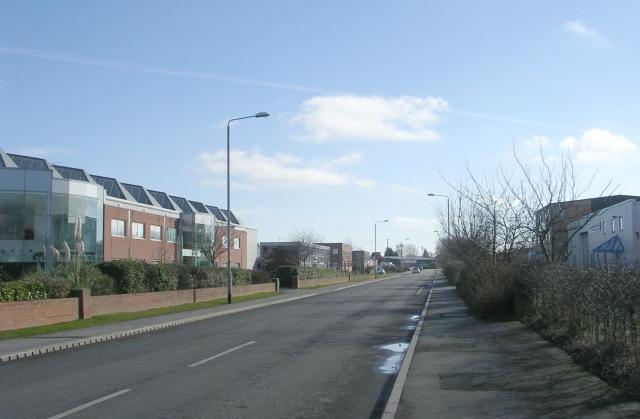 Sandbeck Way - Sandbeck Lane