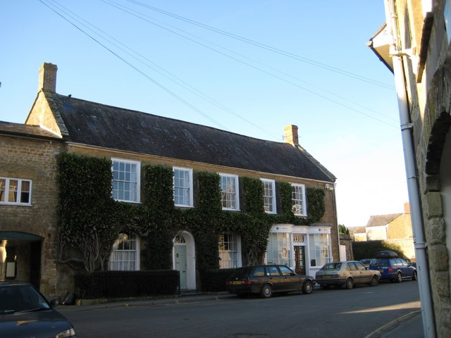 House on Fleet Street, Beaminster