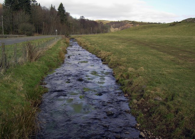 The Glen Burn