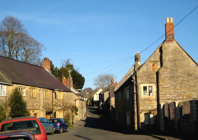 North Street Beaminster