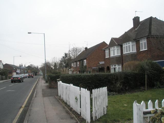 Mid section of St Luke's Road