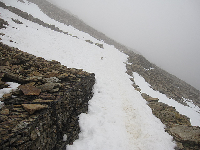 Turn left for Snowdon