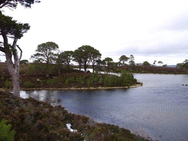 Loch a' Gharbh choire
