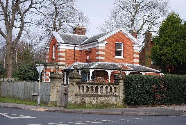 Red Lodge, Sandhurst Rd, Pembury Rd junction