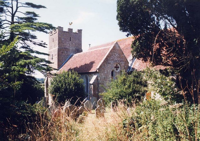 St Mary, Calbourne