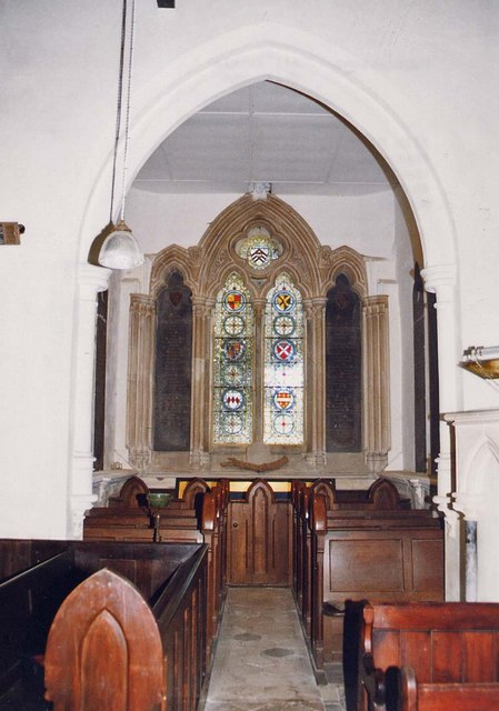 St Mary, Calbourne - Chapel