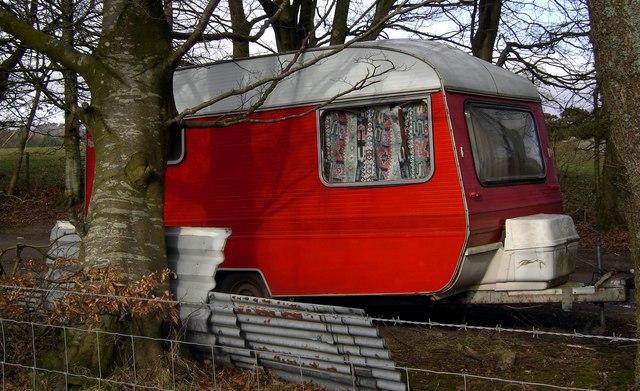 The Red Caravan