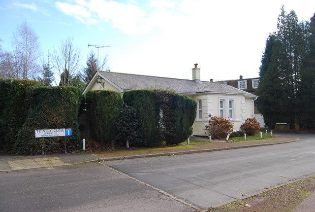 Trinity Close, Pembury Rd