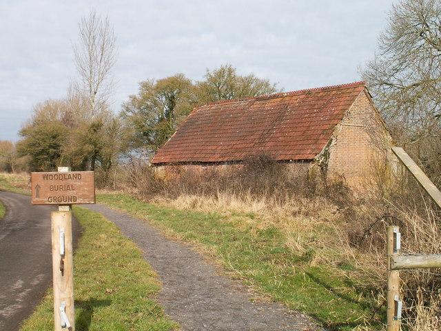 Barn at Bere Marsh Farm, Shillingstone