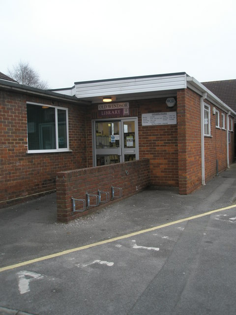 Old Windsor Library
