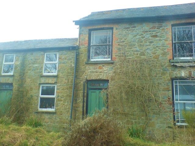 Longford House, Llanddwei Velfrey