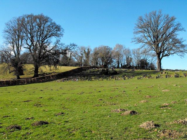 Welshpool cemetery
