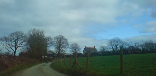 Longford Farm, Llanddewi Velfrey parish
