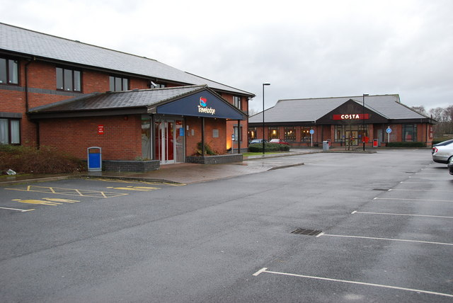 Travelodge and Cafe