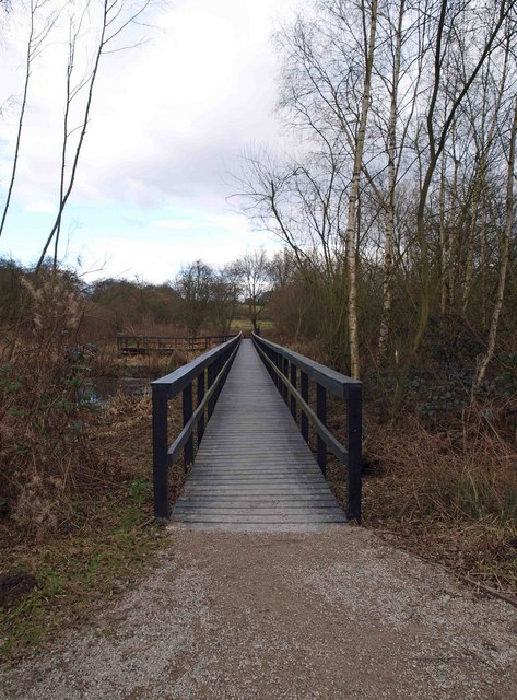 Boardwalk Fairburn Ings