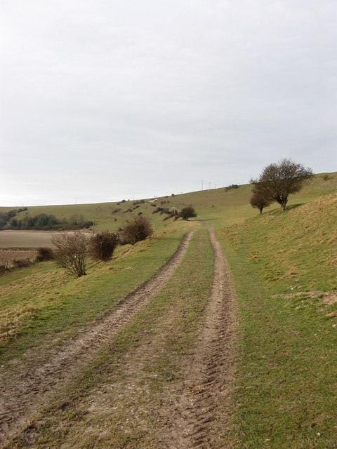 Track to Rookery Hill