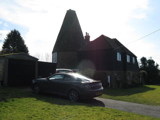 Converted Oast House