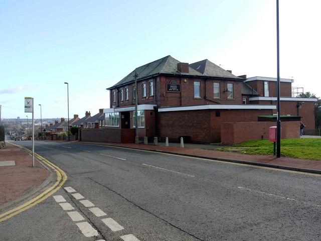 Throckley Bank Top Club, Hexham Road