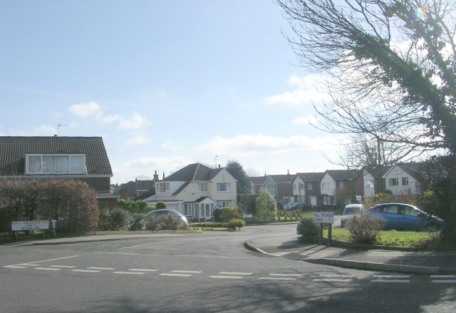 Hall Orchards Avenue - York Road